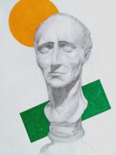 Julius Caesar by Leantailean