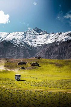 The Beautiful Qaqlasht Meadows 📍 Qaqlasht, Upper Chitral
