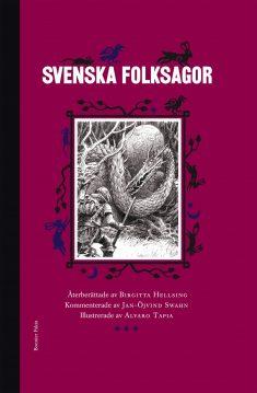 Nordic Fantasy – 2008 Swedish Folktales Book