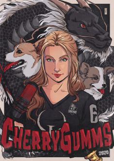 Poster CherryGumms