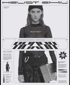 Heliot Emil SS20 – Unofficial Editorial Poster for Heliot Emil's 2020 Spring Summer  ...