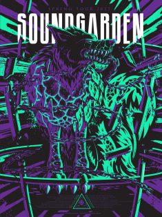 Soundgarden – Spring Tour 2017