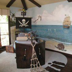Chambre Pirate