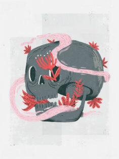 death and silence