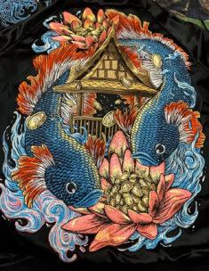 "Siam Sukajan X J illustrator ""Trirong"" Collection"