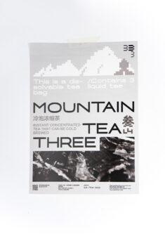 THREE MOUNTAIN TEA PACKAGE DESIGN